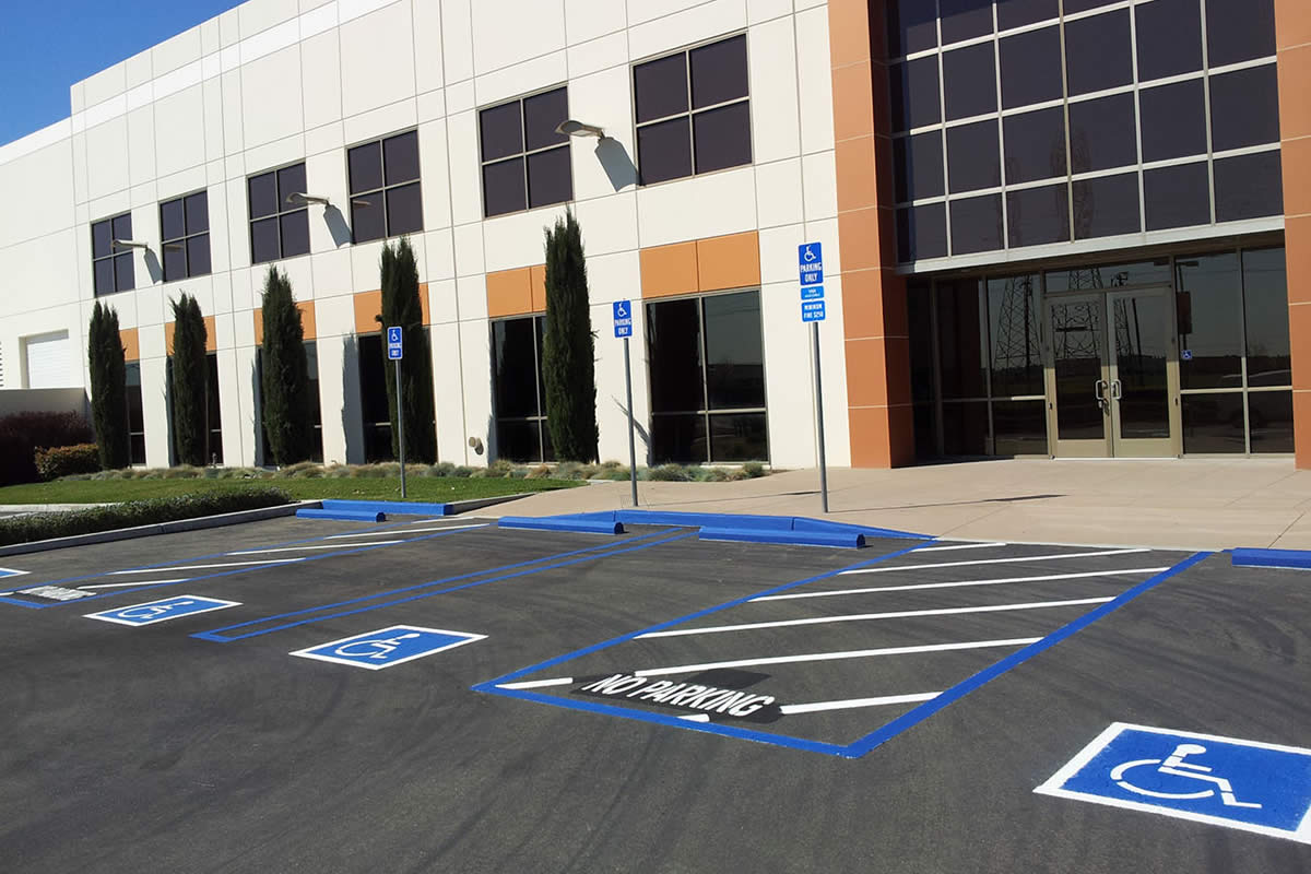 How to make your Parking Lot Pavement look Amazing