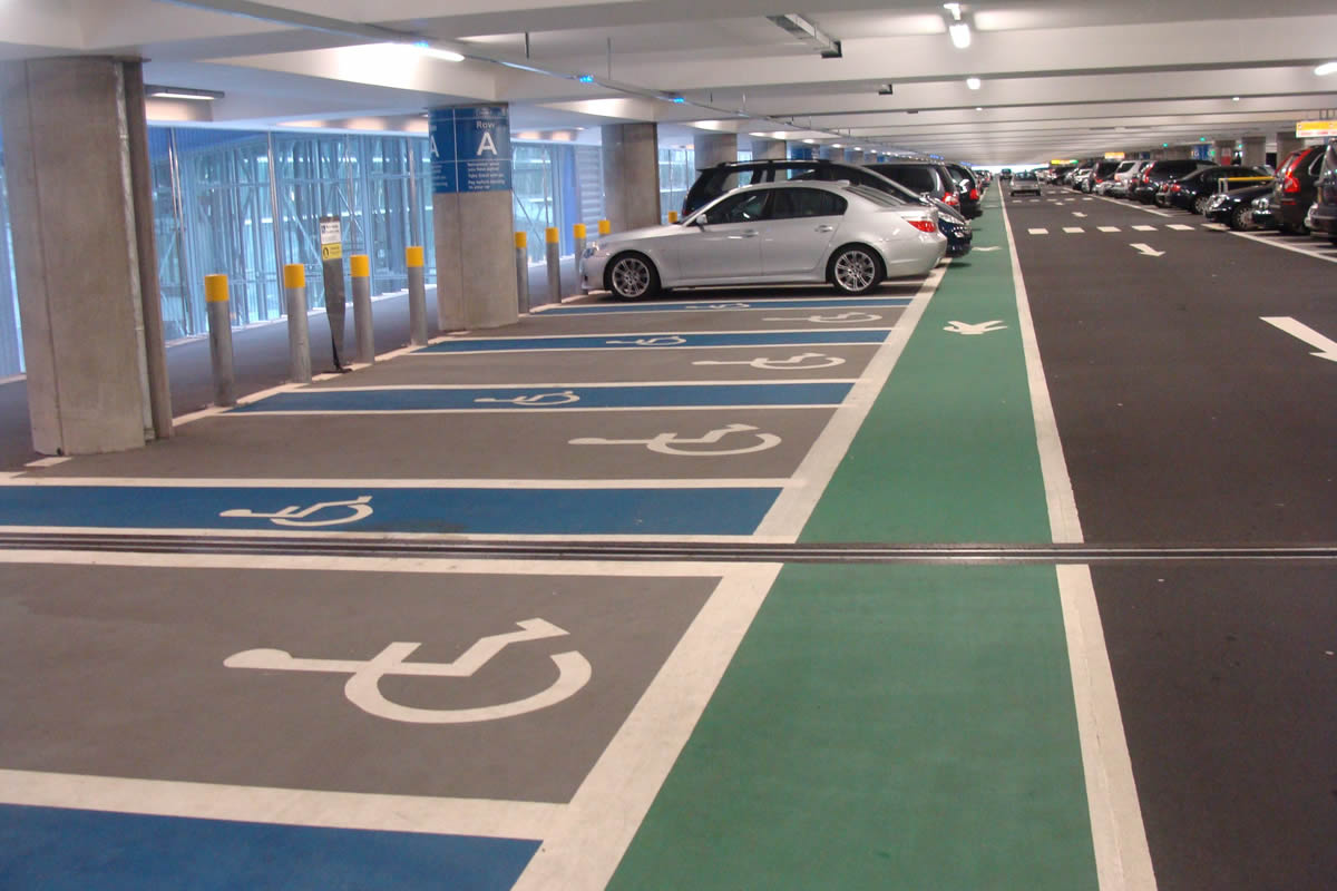 Making Your Parking ADA Compliant
