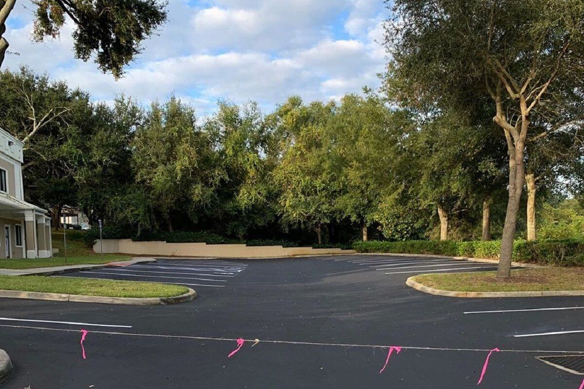 Why To Trust Florida Seal Coating with Your Paving Needs