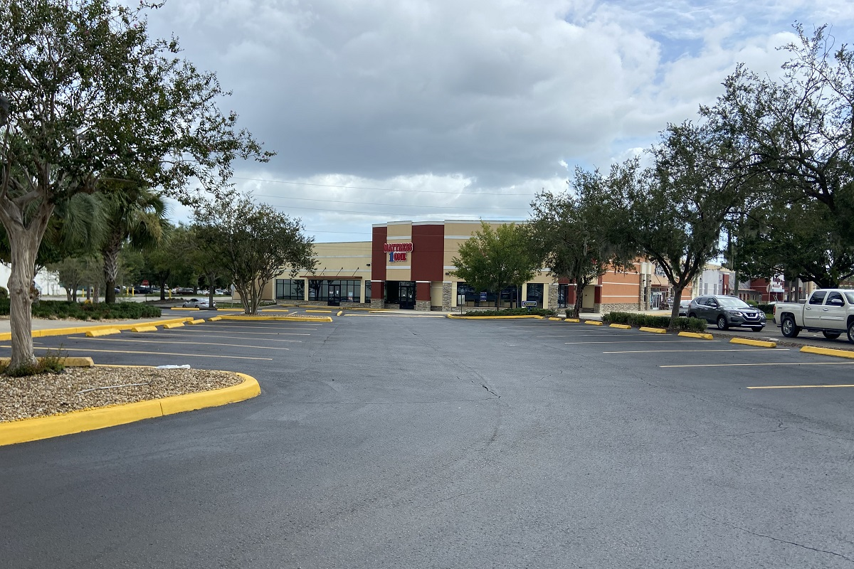 How Can I Maintain My Orlando Parking Lot