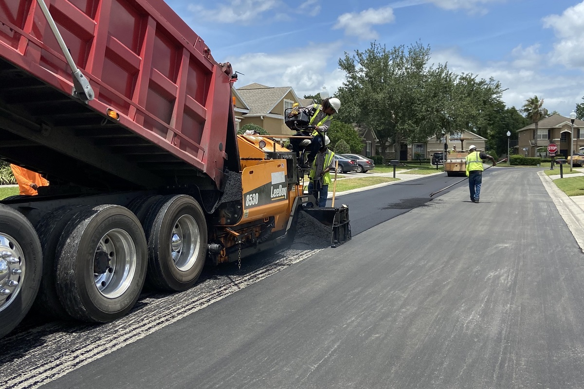 Ways Our Paving Contractors Can Improve Your Curb Appeal