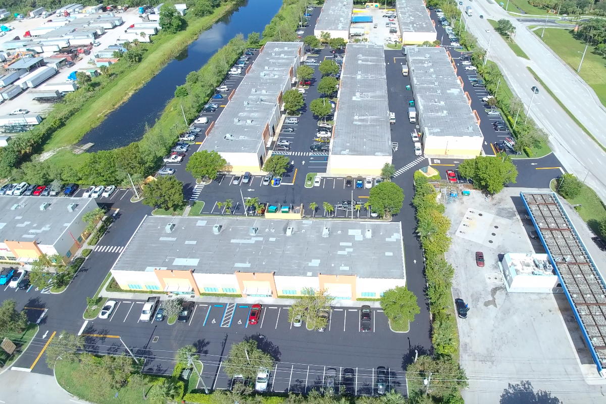 Creating a Parking Lot for a Great First Impression