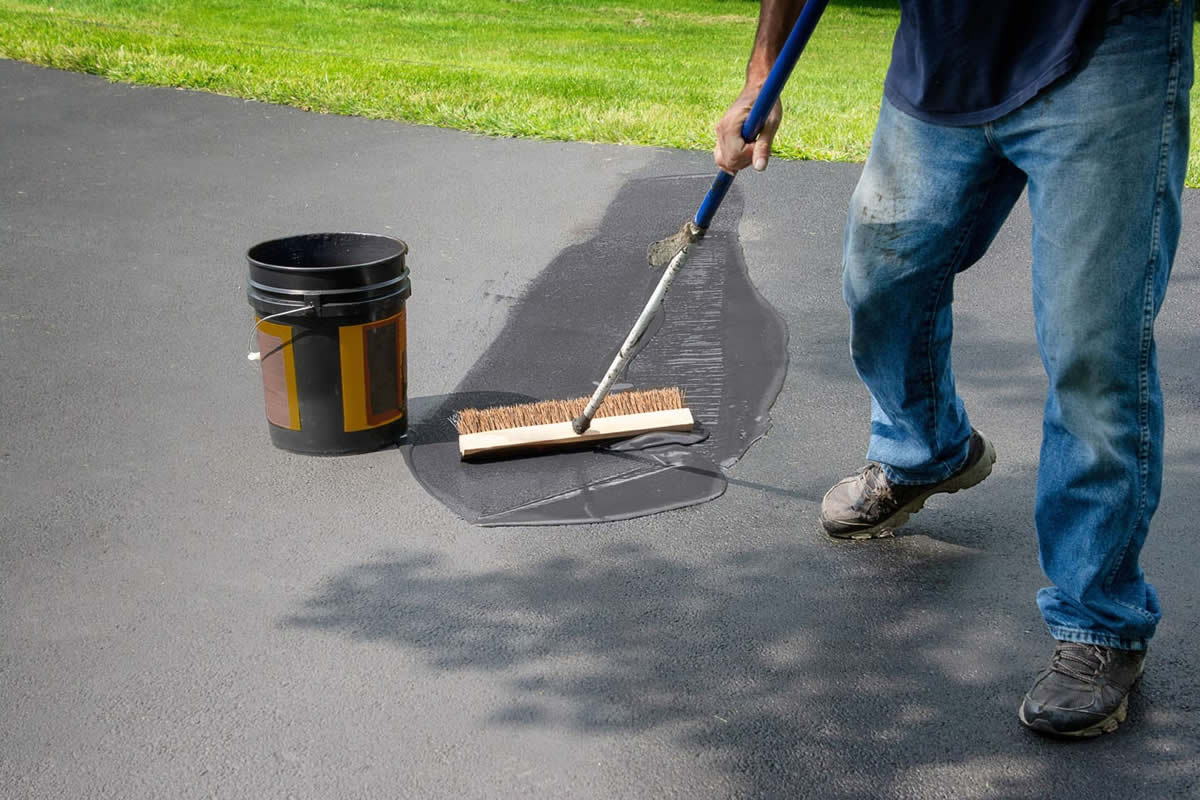 Five Reasons Why Sealcoating is Beneficial for Your Parking Lot